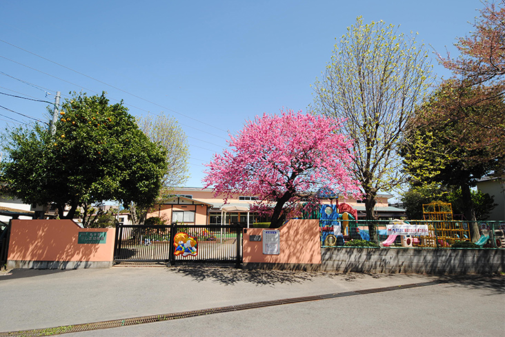 しま幼稚園(徒歩4分)