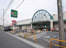 マルエツ蓮田椿山店(徒歩7分)