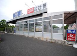 ビッグエーさいたま芝原店(徒歩7分)