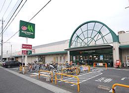マルエツ蓮田椿山店(徒歩4分)