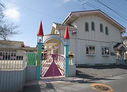 上尾みずほ幼稚園(徒歩約7分)