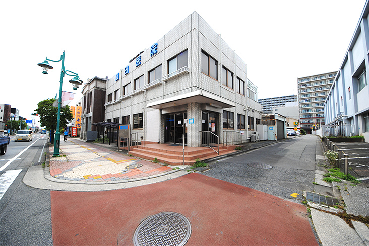 細田医院(内科)(徒歩約9分)