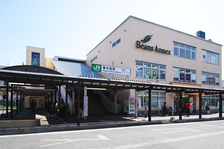 東大宮駅西口(徒歩7分)