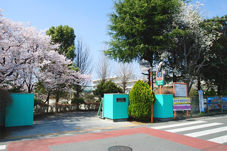 見沼小学校(徒歩約7分)