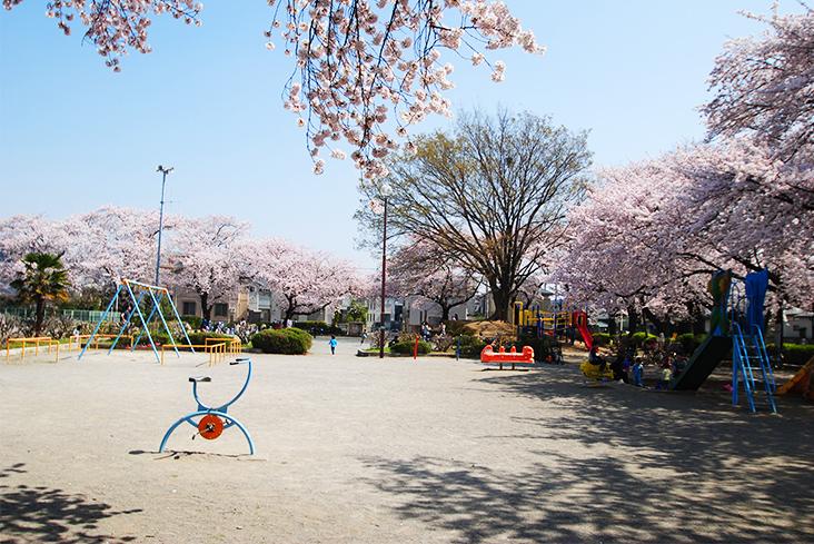 堀の内公園(徒歩約1分)