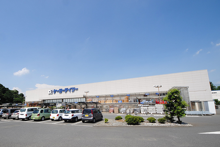 ケーヨーデーツー蓮田店(徒歩9分)