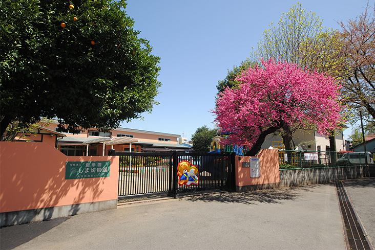 しま幼稚園(徒歩9分)