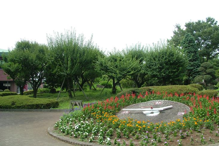 市民の森見沼グリーンセンター(徒歩17分)