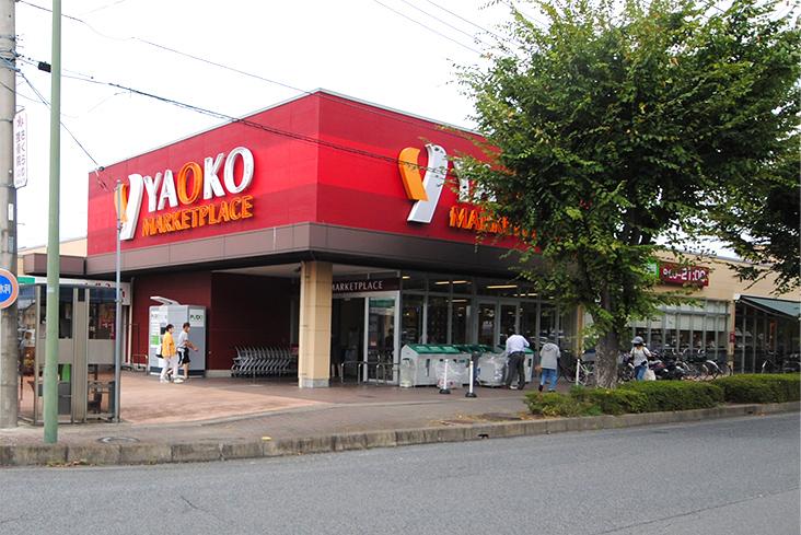 ヤオコー新白岡店(徒歩17分)