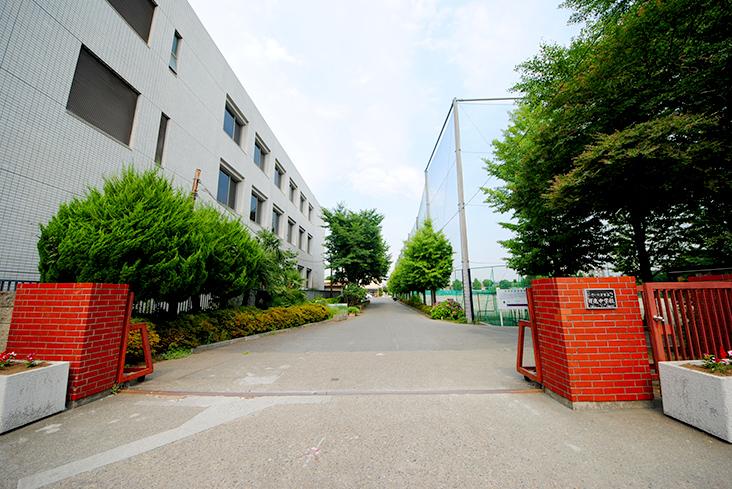 日進中学校(徒歩10分)