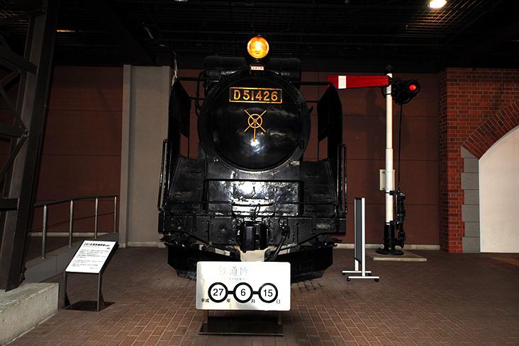 鉄道博物館(徒歩約23分)