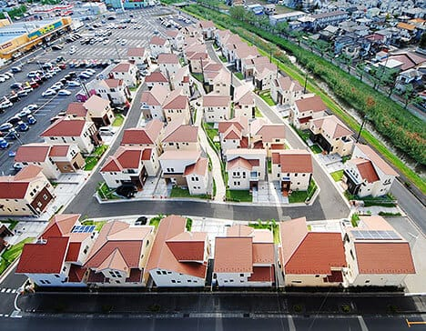 「建築条件付き売地」を購入し、住宅を建てる
