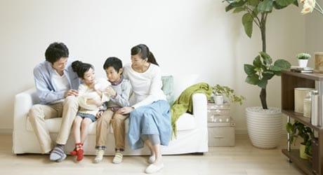 子供のことを考えた住宅購入のポイント