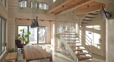 リビング階段は子育て設計の理想系!?