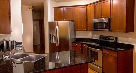 主婦に優しいキッチンの使いやすい配置とは?